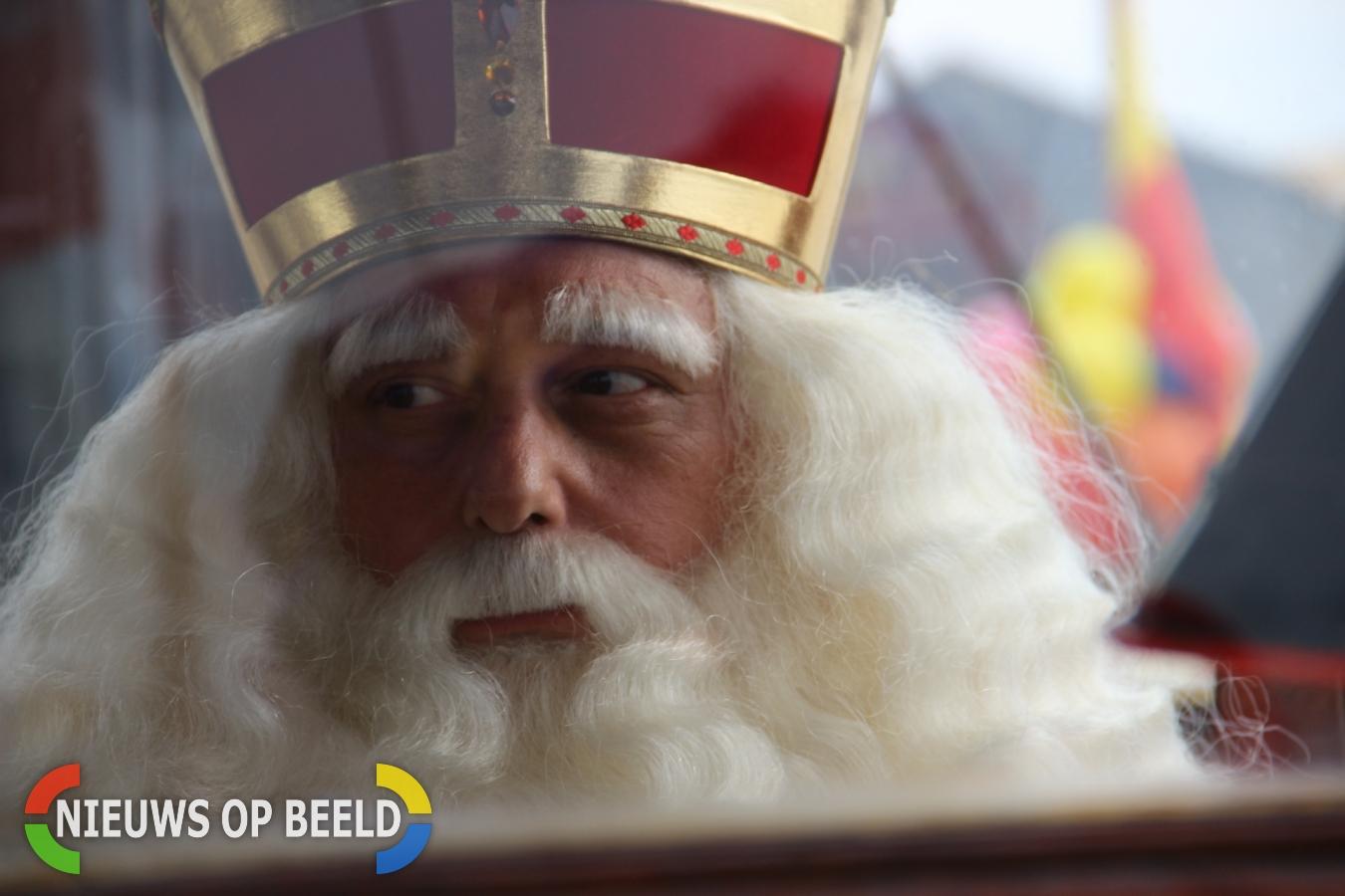 16 november Sinterklaasintocht in Krimpen aan den IJssel (video)