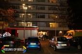 Bewoner gewond bij brand in de keuken Dotterlei Capelle aan den IJssel