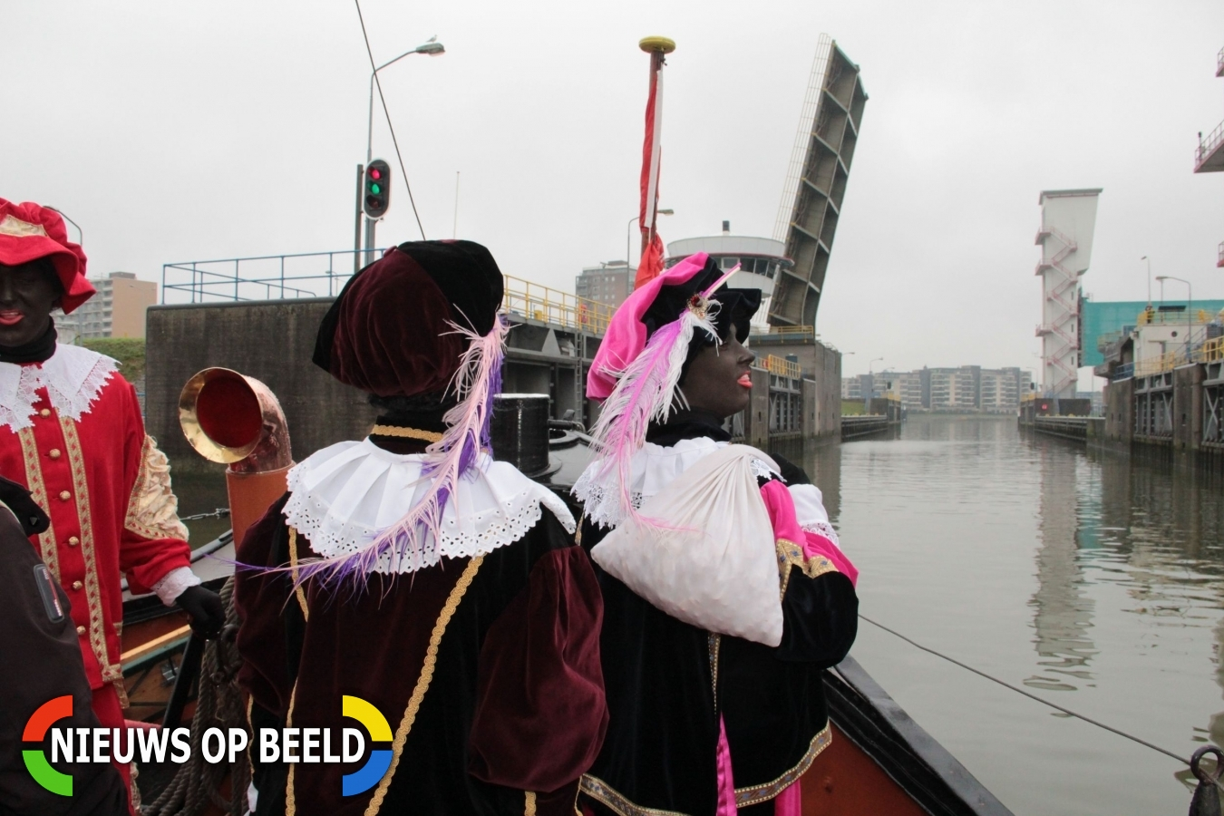 Intocht Sinterklaas Capelle aan den IJssel en Krimpen aan den IJssel
