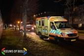 Persoon komt onder tram en raakt zwaargewond Burgemeester van Haarenlaan Schiedam