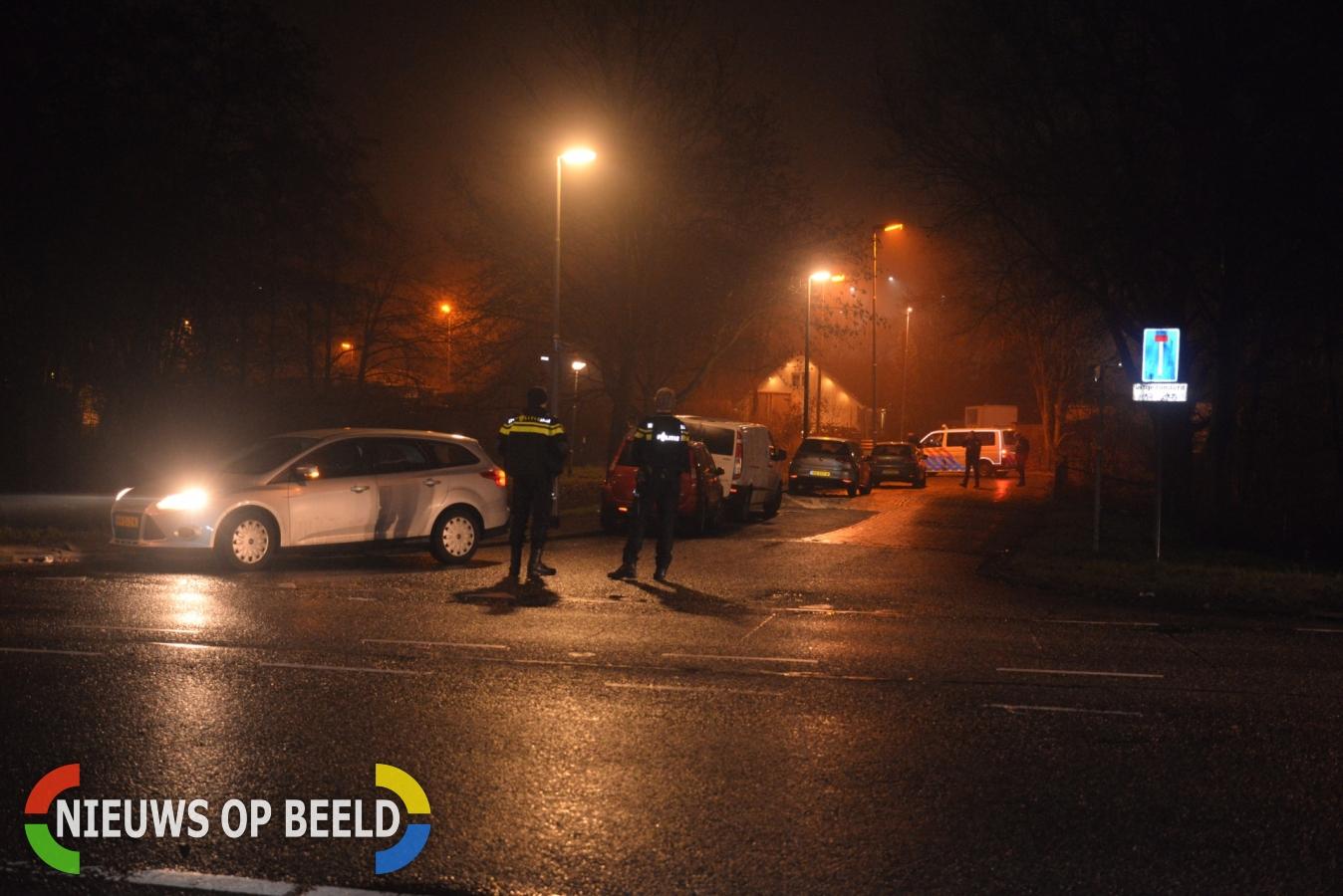 Kind (13) zwaargewond na schietpartij Terbregsehof Rotterdam