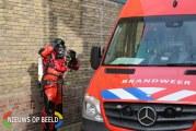 Stoffelijk overschot aangetroffen in Oude Rijn Hoge Rijndijk Zoeterwoude