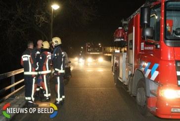 Hulpdiensten massaal opgeroepen voor twee fietslampjes Bloemerd Leiderdorp