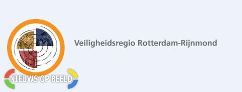 Drukke jaarwisseling voor de Veiligheidsregio Rotterdam-Rijnmond