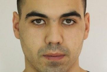 Nieuwe foto's Vuurwapengevaarlijke gevangene Elias Adahchour Rotterdam