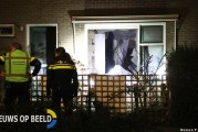 Twee katten overleden bij woningbrand Thorbeckeplein Moordrecht