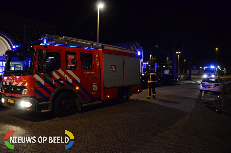 Dronken persoon gewond na aanrijding met trein Stationsplein Gouda