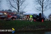 Frontale aanrijding Aarlanderveen, politie zoekt getuigen Aarlanderveen  Alphen aan den Rijn