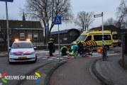 Wederom fietser aangereden op rotonde Graaf Florisweg Gouda