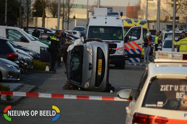 Meisje (6) overleden na aanrijding Van Veendijk Den Haag - Nieuws op Beeld