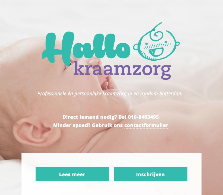 Hallo Kraamzorg