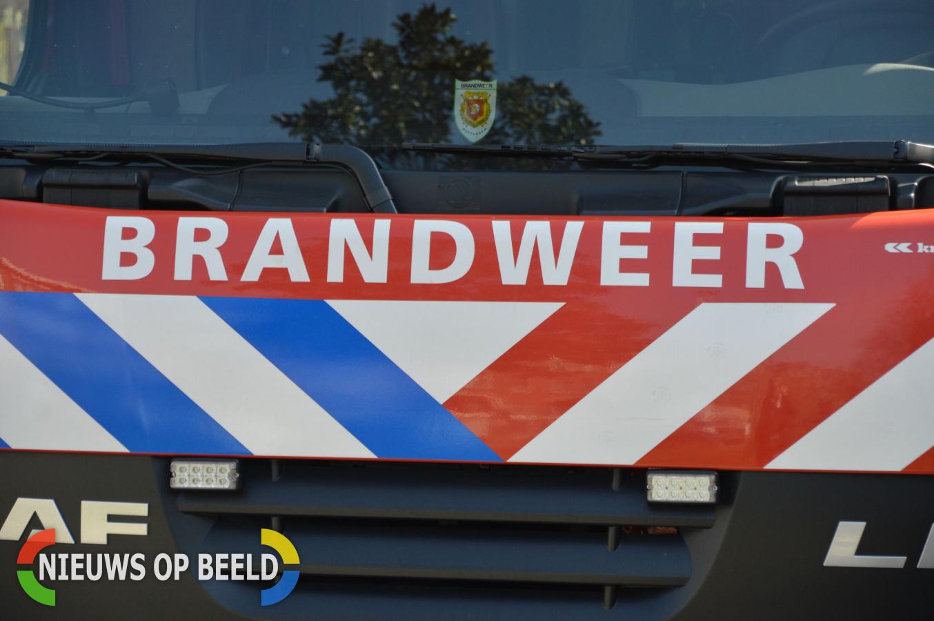 Meerdere woningen onbewoonbaar na uitslaande brand Jan van Arkelstraat Vlaardingen