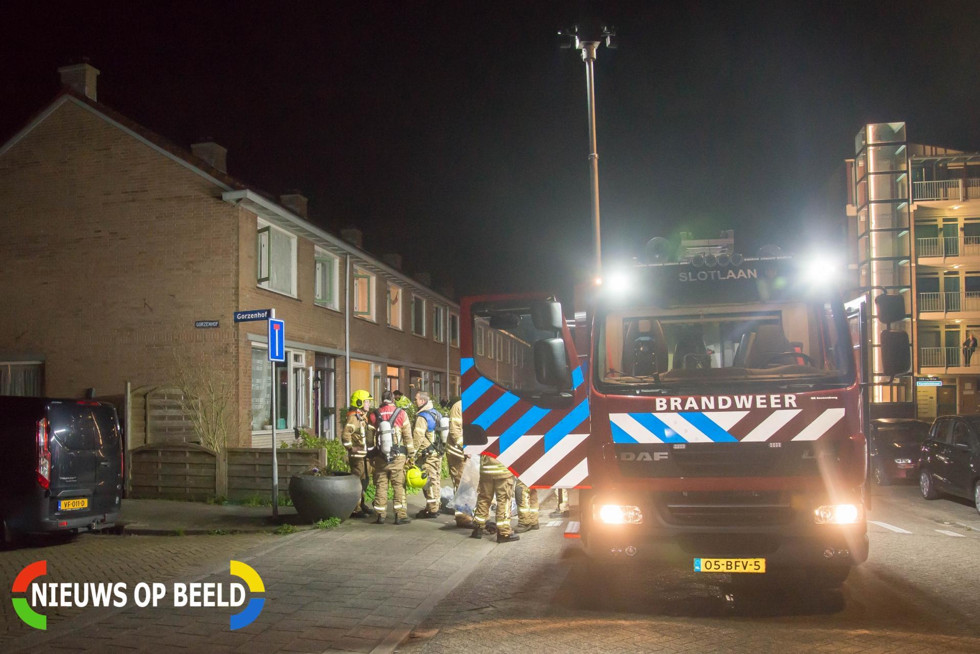 Hennepkwekerij gevonden na keukenbrand Karekietstraat Capelle aan den IJssel