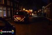 Mogelijke gaslekkage in woning Dorpsstraat Benthuizen