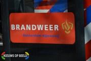 Gebouw van scouting uitgebrand Sweelincksingel Schiedam