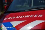 Vijf jongens aangehouden voor brandstichting in het duingebied bij de Zeeweg in Overveen
