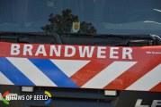 Brand in woning aan de Prinses Beatrixstraat in Broek op Langedijk