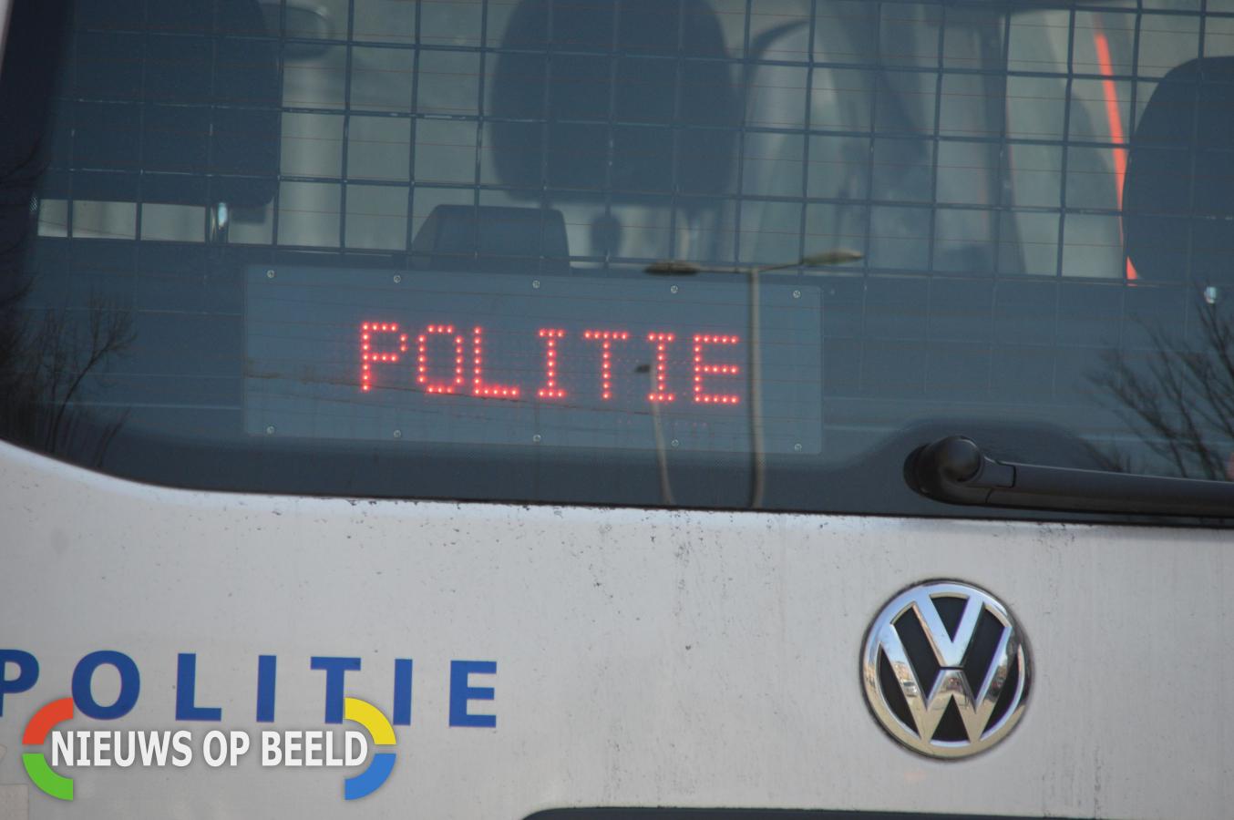 Dronken spookrijder met € 15.000 aangehouden Tjalklaan Rotterdam