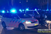 Dronken bestuurder getaserd na achtervolging Bergweg Rotterdam