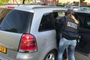 Politie houdt vier mensen aan voor mensenhandel Voorburg/Rotterdam