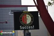 Mooi einde van een feestelijk voetbalweekend Rotterdam