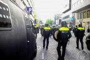Identiteit zeven relschoppers bekend, nieuwe beelden vanmiddag online Rotterdam