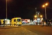 Tweede dode ongeval Pernis: bestuurder overleden Pernis