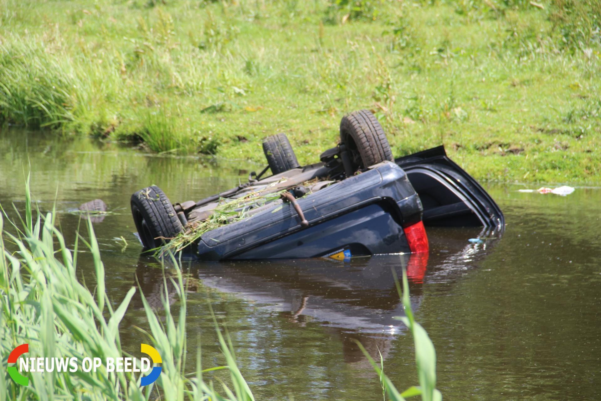 Twee personen gewond na te water raking C.G. Roosweg – N210 Krimpen aan de Lek