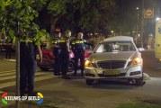 Gewonde na ongeval Hillevliet Rotterdam