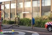 Brandweer oefent in leegstaand pand Laan van Romen Berkel en Rodenrijs