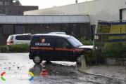 Flinke schade bij aanrijding op kruising Ambachtstraat Bergambacht