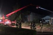 Getuigen gezocht voor brand in loods Arkel