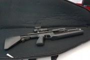Man aangehouden met veerdrukwapen Rotterdam