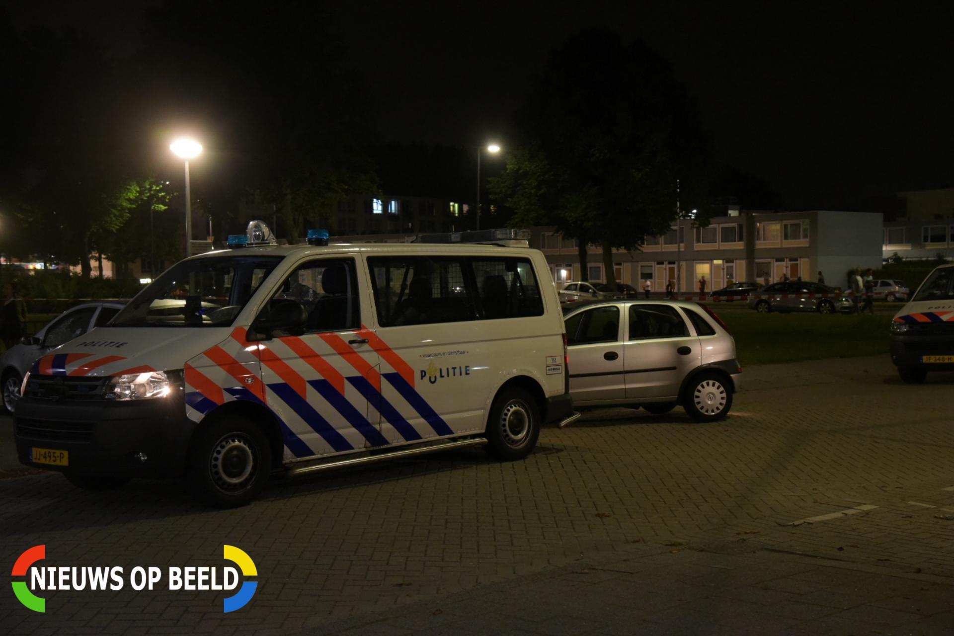 Politie onderzoekt schietpartij Melissantstraat Rotterdam