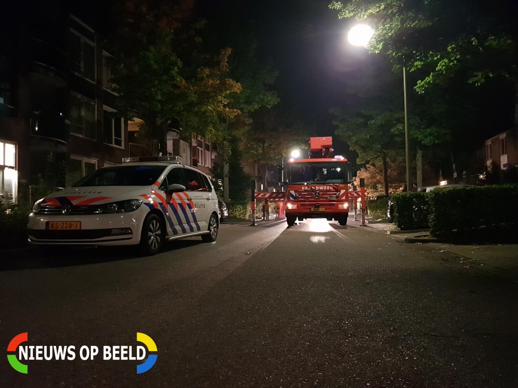 Inzet hulpdiensten nadat thuiszorg geen contact krijgt met bewoner Felix Ruttenlaan Sittard