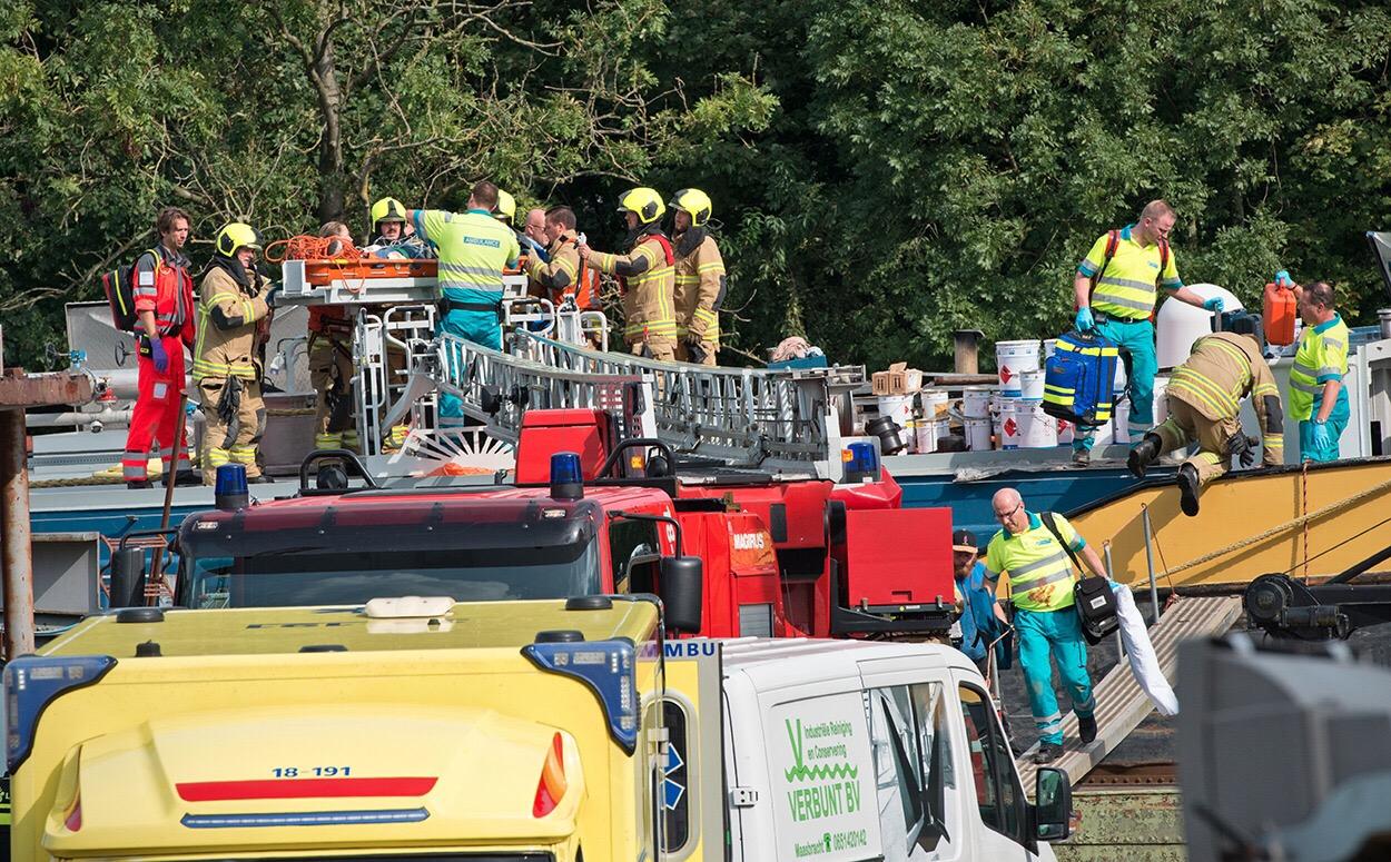 Jaarlijks 200.000 verwondingen door een bedrijfsongeval, veiligheidskleding en instructies ontbreken [adv]