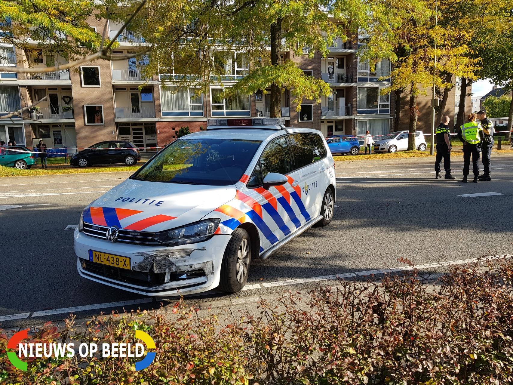 Verdachte gewond nadat politie waarschuwingsschoten lost Doctor Nolenslaan Sittard
