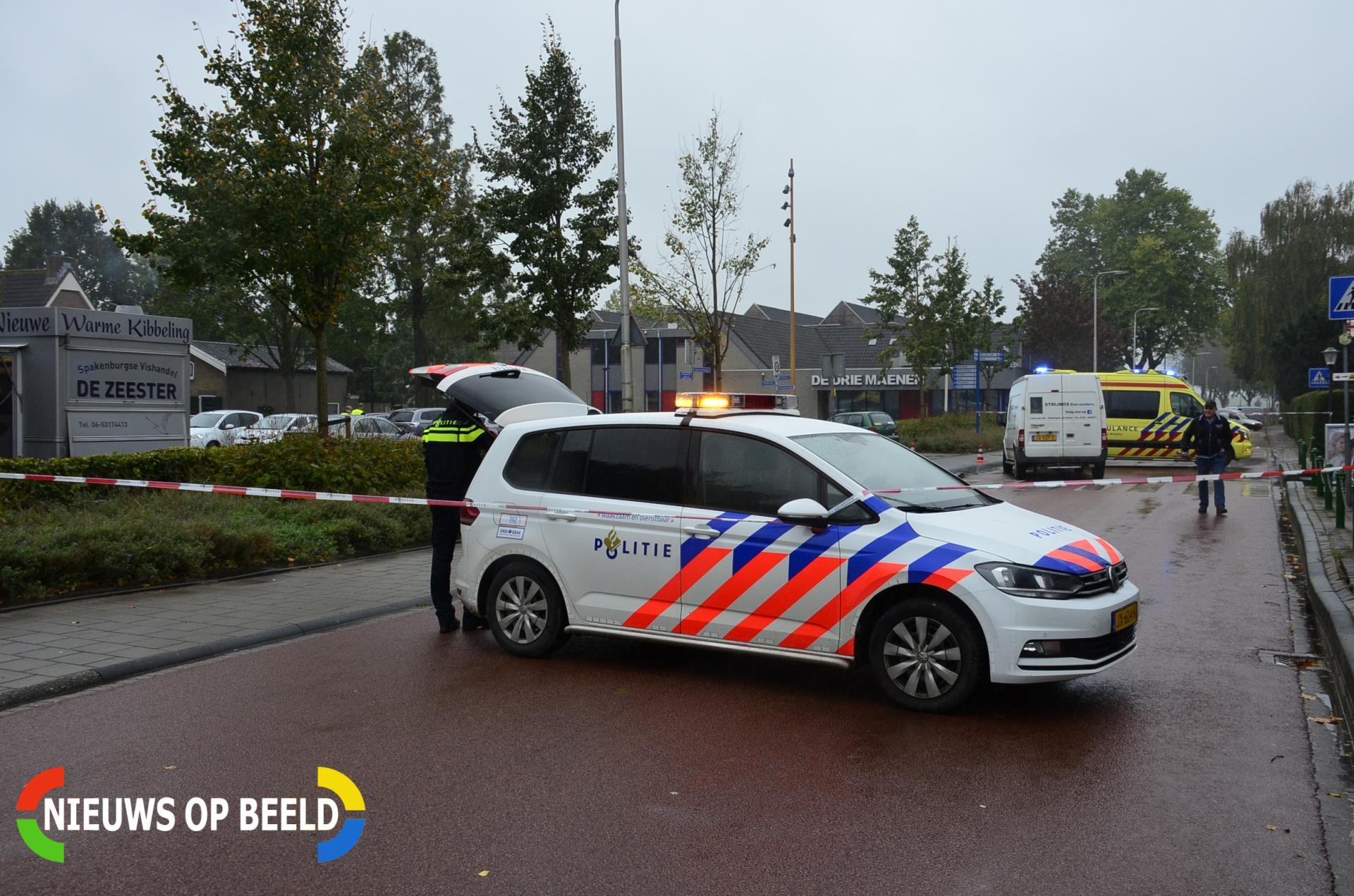 Voetganger gewond na aanrijding met busje Burgemeester Neetstraat Ouderkerk aan den IJssel