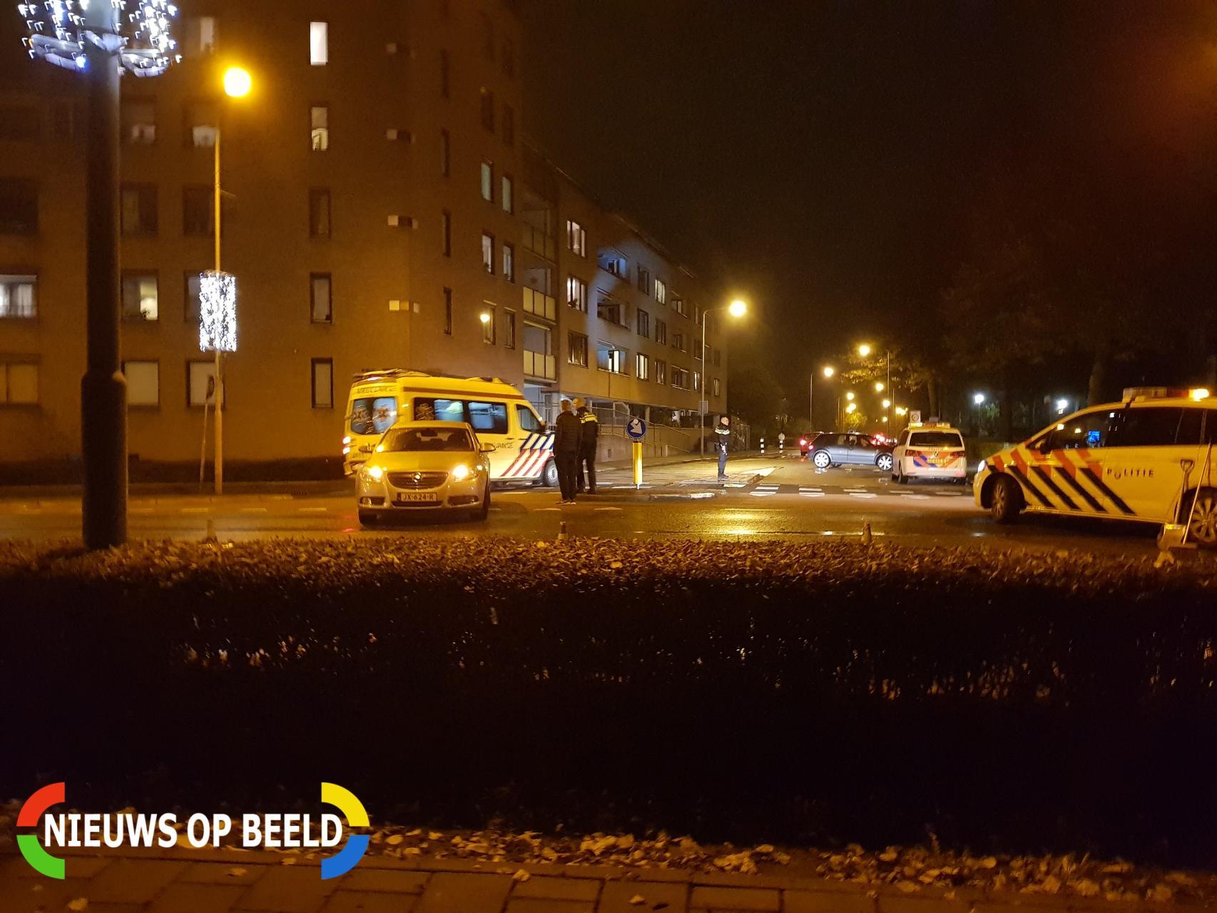 Scooterrijder gewond na aanrijding met auto Oude Broeksittarderweg Sittard