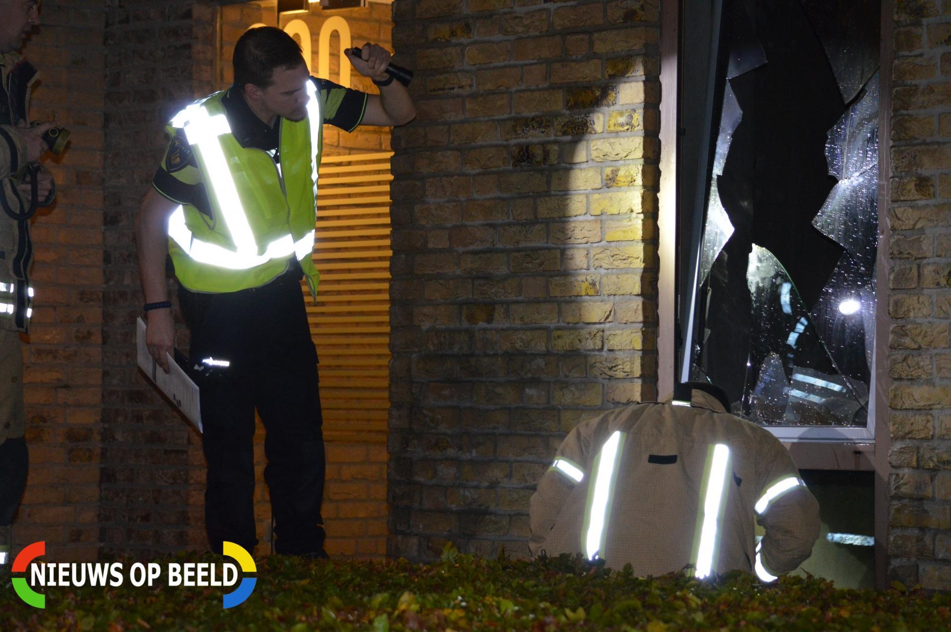 Politie op zoek naar brandstichters Rivierenstraat Berkel en Rodenrijs