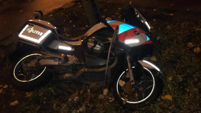 Motoragent vol aanreden tijdens achtervolging in Den Bosch