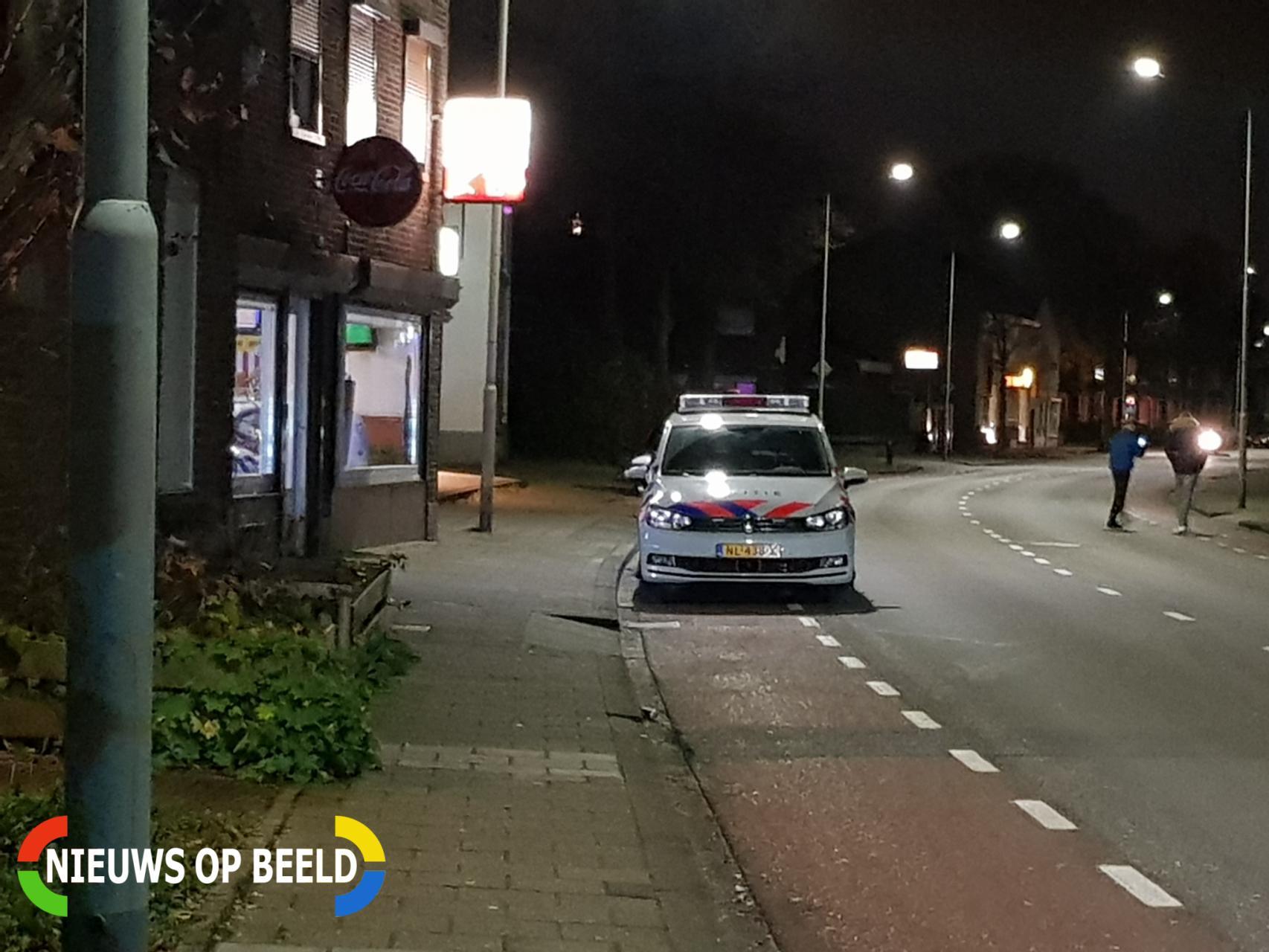 Politie onderzoekt overval op cafetaria Tudderenderweg Sittard