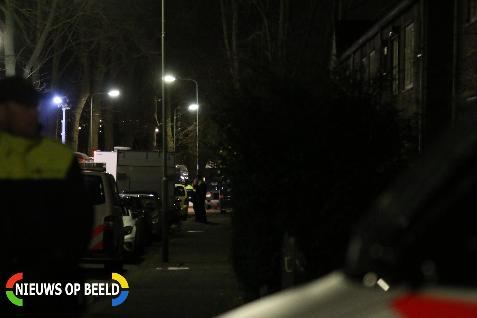 Meerdere aanhoudingen na invallen Satudarah Borrekuilstraat Geleen