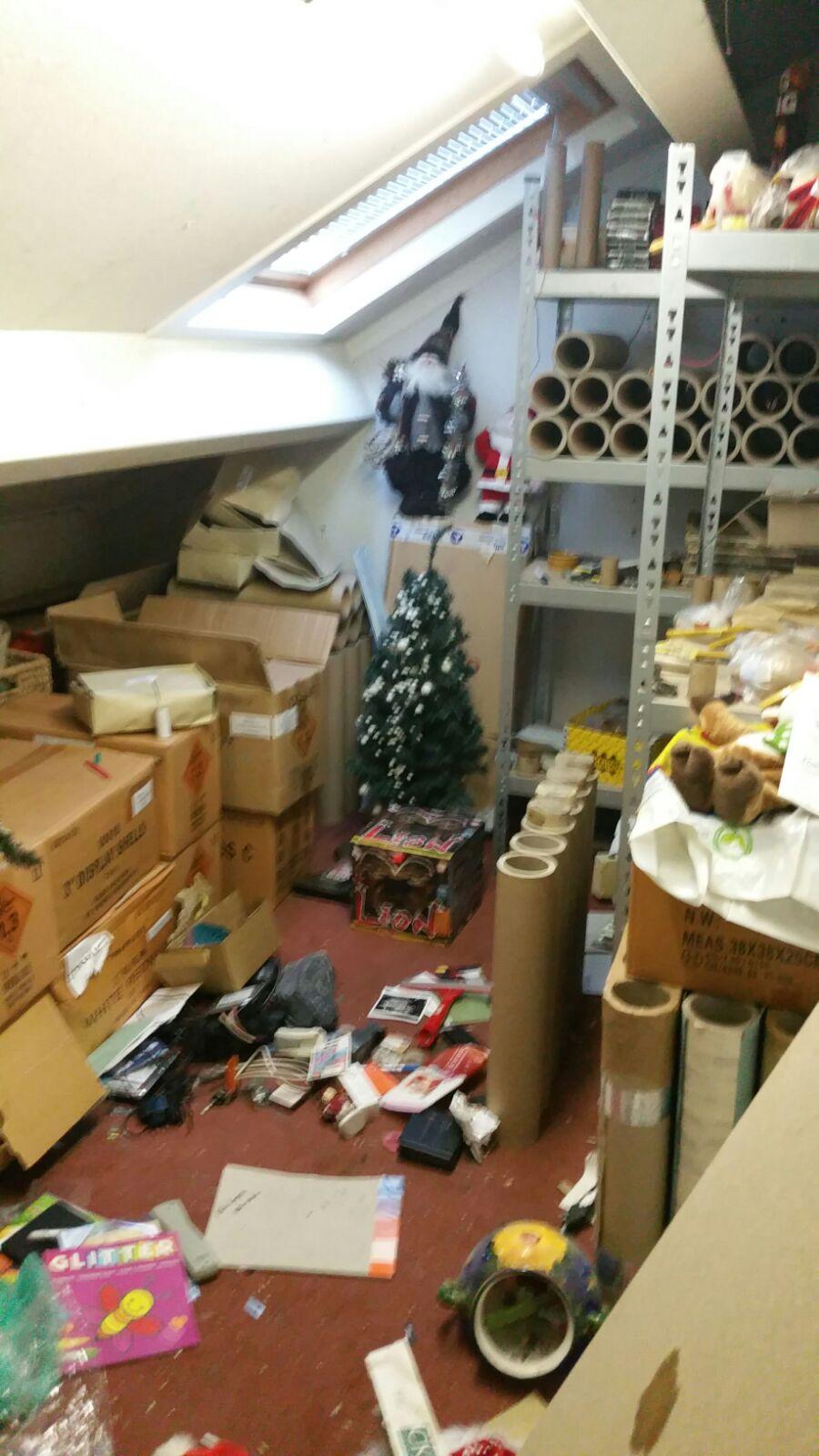 Huizen ontruimd na vondst van 200kg illegaal vuurwerk Schutwant Hoogvliet