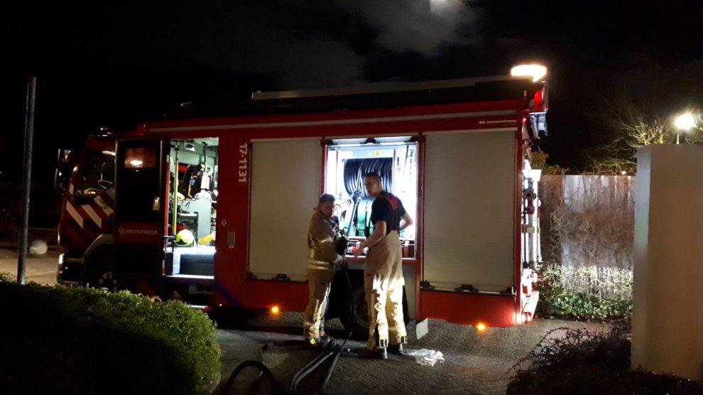 Kleine brand in badkamer BAVO Poortmolen Capelle aan den IJssel ...