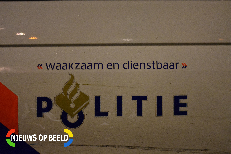 Inbrekers overlopen door bewoners Vigohof Rotterdam