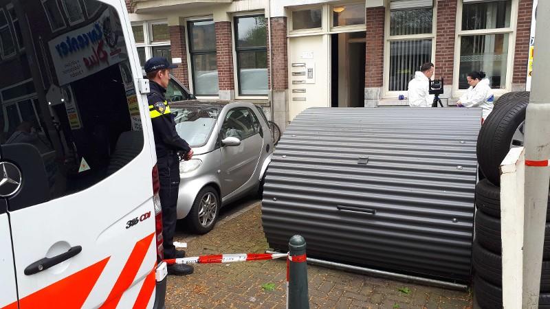 33-jarige Rotterdamse aangehouden in onderzoek overleden baby Mathenesserdijk Rotterdam