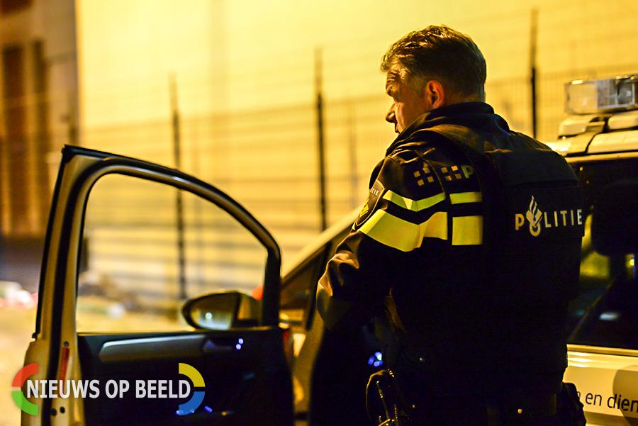Man en vrouw gewond na schietpartij Van Oldenbarneveltplein Dordrecht