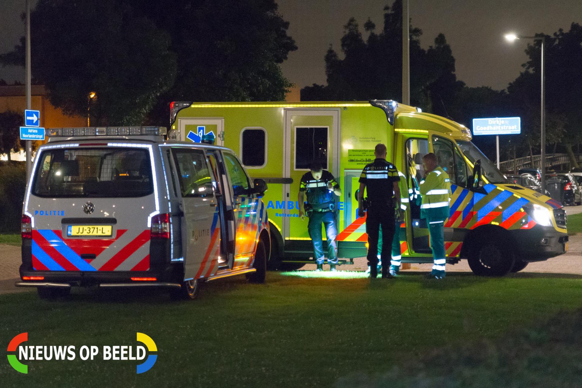 Politie op zoek naar drie mannen die taxichauffeur mishandelden in Naaldwijk