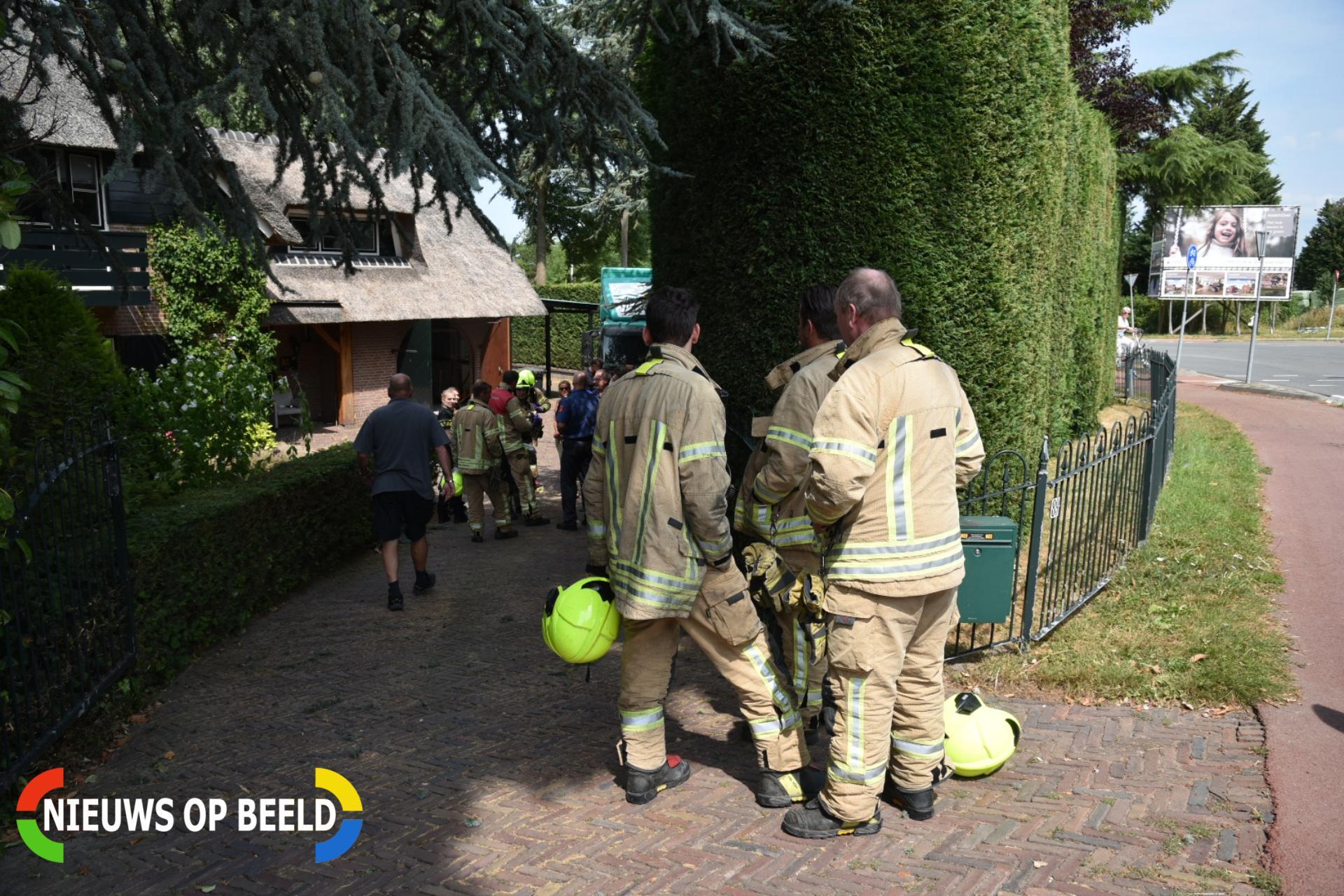 Drugsafval in villa aangetroffen na grote politie-inval Rijsdijk Rhoon